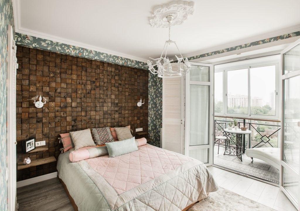 Фото интерьера спальни в квартире