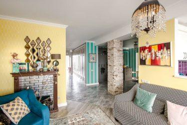 Квартира на Богдановича