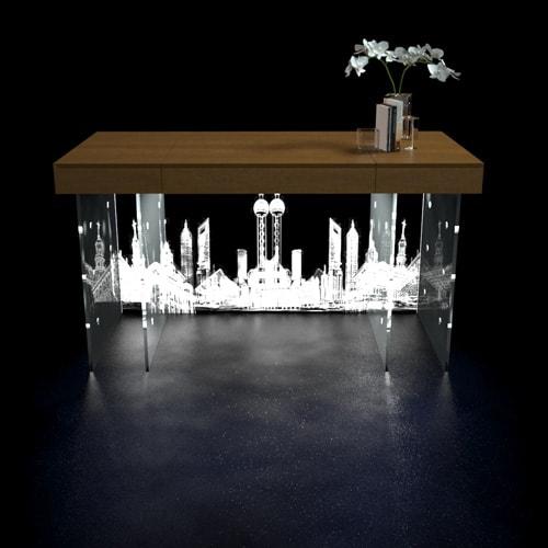 стол разработанный под заказ
